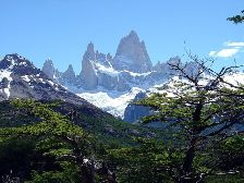 Fitz Roy in El Chaltén. Click to enlarge.